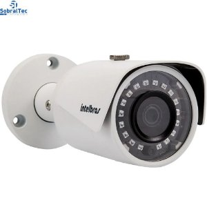 Camera IP/Infra-Vermelho VIP S3020  Dome - Intelbras