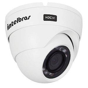 Camera de Segurança Dome Multi Hd 1120D G4 Alta Definição 1.0MP - 720P - 2.6mm
