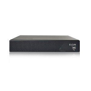 Dvr Gravador Digital Elgim 4 Canais Hibrido/Anal/ip/Cvi AHD MH 1080N Elgim