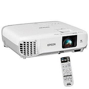 Projetor Epson PowerLite S39 3LCD 3000 Lumens HDMI-VGA
