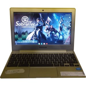 Notebook Samsung Chromebook XE500C12 Intel Celeron N2840 2.16 GHz 2048 MB 16 GB