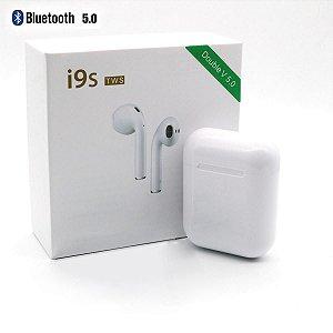 Fone De Ouvido Sem Fio Bluetooth 5.0 I9s Tws AirPods Stereo