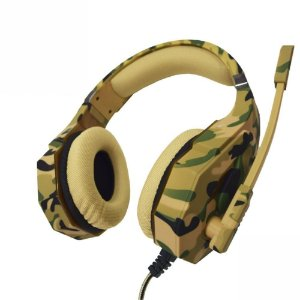 Fone Gamer Headset Camuflado Xtrad LC821