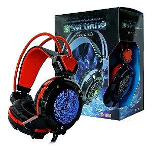 Fone Gamer Headset Soldado Infokit GH-X30