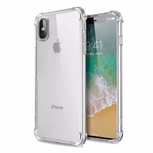Capa Transparente Anti Impacto Iphone X