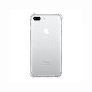 Capa Anti Impacto Transparente Iphone 7 Plus