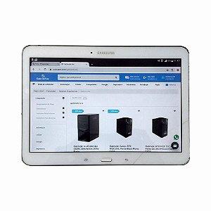 Tablet Samsung Galaxy Tab 4 Sm- T531Tela 10.1 Usado Com Tela Trincada