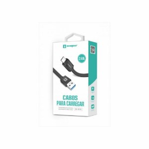 Cabo Usb Para Micro Usb Tipo C Sumexr SS-b13c 2.4a 1Mt