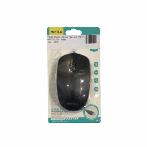 Mouse Óptico Usb 3.0  Red Light Weibo MK-02-0273