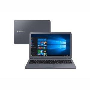 "Notebook Samsung Essentials E20 Intel® Celeron 4GB 500GB 15.6"" Windows 10"