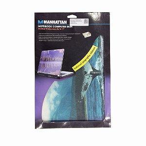Pelicula Protetora P/ Notebook -tema Baleia