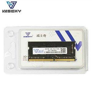 Memória Ram Para Notebook 8Gb DDR3 Vaseky 1600Mhz Vsk PC3-12800
