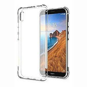 Capa Anti-impacto Transparente Xiaomi Redmi 7A Hrebos