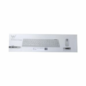 Kit Mouse e Teclado Wireless Altomex A-601