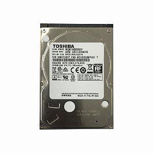 Hd Int. Notebook Toshiba 500 Gb 5400 Rpm 8mb MQ01ABD050V