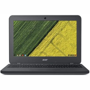 "Notebook Acer N7 C731-C9DA Intel Celeron Dual Core 4GB Ram 32Gb eMMC Tela De 11.6"" Chrome OS"