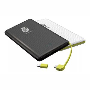 Carregador Portátil Power Bank 5000mAh Li-Ion Polymer Pineng Altomex PN-952