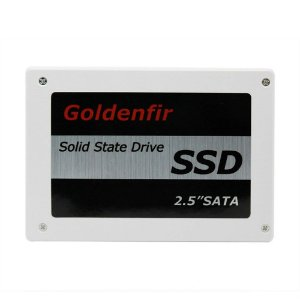 HD SSD Goldenfir 128GB Sata 3.0 Ultra-Rápido T650