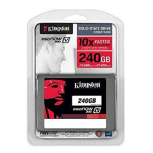 HD SSD 240GB kingston SSDNOW 300