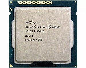 Processador Intel Pentium G2020 LGA1155  (3M  2.90 GHz) 2* Ger.