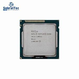 Processador Intel Pentium Dual Core G2030 3M Cache Soquete 1155 2 Núcleos 2 Threads 3.00 GHz
