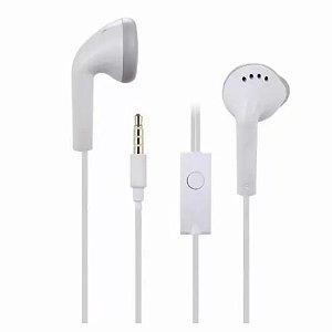 Fone De Ouvido Samsung P2 20KHz Stereo Headphones 93dB Ergonômico 1,2M