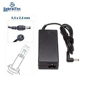 Fonte Para Notebook  Acer Toshiba Samsung Compaq Philco Positivo 19V 3,95A Feasso Ff-5189C