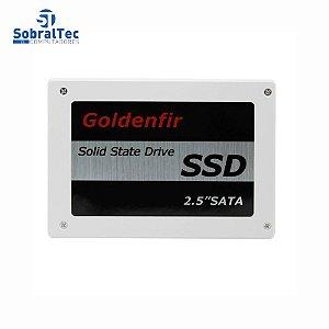 HD SSD Goldenfir 480GB 2.5mm Sata 3 Leitura 580mb Gravação 400mb T650-480G