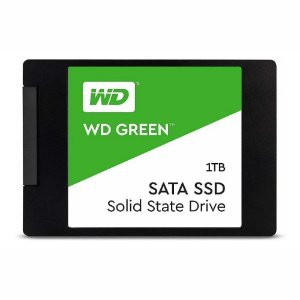 HD SSD WD Green 1TB SATA