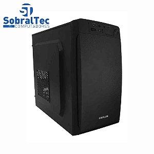 Gabinete Micro-ATX MT-11BK Com Fonte 200W C3Plus