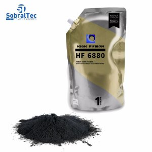 Pó De Toner Brother High Fusion Hf6880 HF5880 Brother TN2340 TN2370 Bag 1Kg