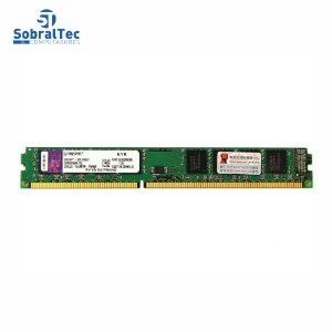 Memória Ram Desktop Ddr3 8gb Kingston 1333 KvR1333d3n9-8G