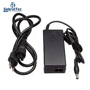Fonte Notebook Compativel Com Samsung - 19V 4.74A 90W - 5.5Mmx3.0Mm - Agulha