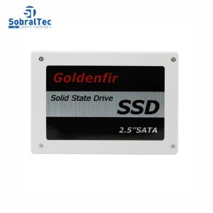 HD SSD Goldenfir 1TB 2.5mm Sata 3 Leitura 580mb Gravação 400mb T650-1TB