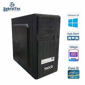 Computador Gamer SobralTec Core i5-3340 3.10Ghz HD SSD 120GB Memória 4Gb Placa Vídeo 2 Gb 128Bit