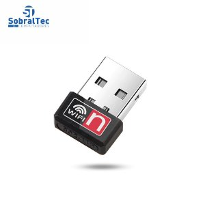 Adaptador Wifi Usb 2.0 Dongle IEEE 808.11n 150Mbps 2.4Ghz Kebidu Wd-1511N
