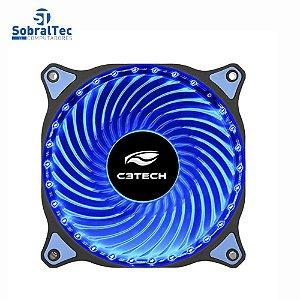 Cooler Fan Azul  Storm 12Cm 30 Led C3T F7-L130BL