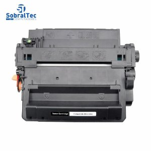 Cartucho Toner Compativel Hp P-605-a P-3015 P-3015N P-3015DN P-3015X Premium Cartridge