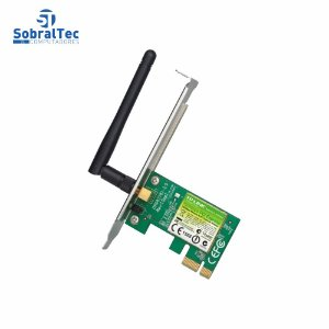 Placa Pci Wireless N 150Mbps TL-WN781ND TP-Link