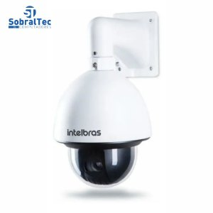 Câmera Speed Dome Intelbras Full Hd Starlight Vhd 5230 Sd