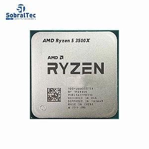 Processador AMD Ryzen 5 3500X Cache 32MB 3.6GHZ, AMD, 100-100000031 S/BOX