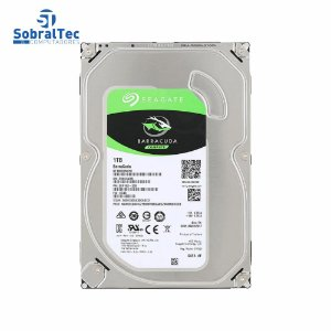 HD Interno Para Desktop SATA 3 1Tb 3.5 7200Rpm Seagate Barracuda ST1000DM010