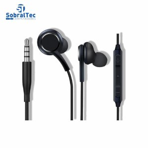Fone De Ouvido Intra-Auricular High Quality Hands Free Com Microfone LG EO-IG955