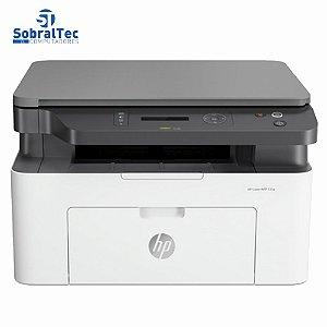 Impressora Multifuncional HP Laser MFP 135A 4ZB82A Preto e Branco USB