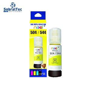 Tinta Refil Bulk Ink Epson Corante 70Ml Amarelo - 504/544 Nexel