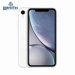 """iPhone XR Apple 64GB Branco, Tela Liquid Retina HD de 6.1"""", iOS, Câmera Traseira 12MP MH6N3BR/A"""