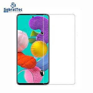 Película De Vidro Temperado Para Celular Samsung Galaxy A51