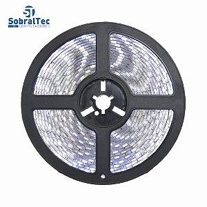 Fita LED Branca 3528 24W 12V 5050-W-DX IP65 5Mt
