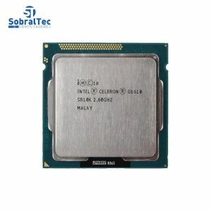 Processador Intel Celeron G1610 2.6Ghz Lga 1155 2Mb Cache 2 Núcleos
