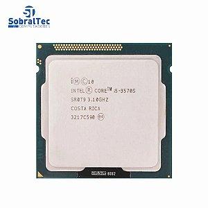 Processador Intel Core i5-3570S 3.10 GHz Quad-Core 6Mb Cache 65W Lga 1155 3ª Geração